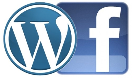 facebook wordpress